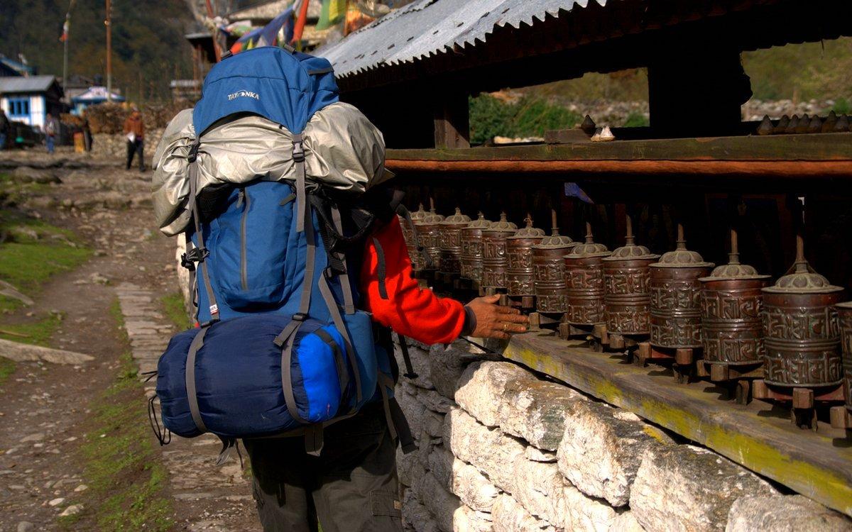 Dwa lata w Azji cz. 3. Plecak w długą podróż