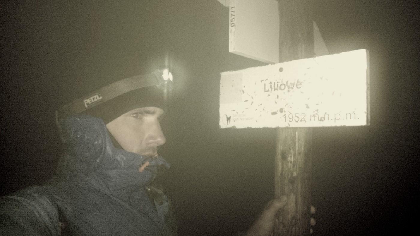 Podniebny maraton. Przejście grani Tatr Zachodnich non-stop