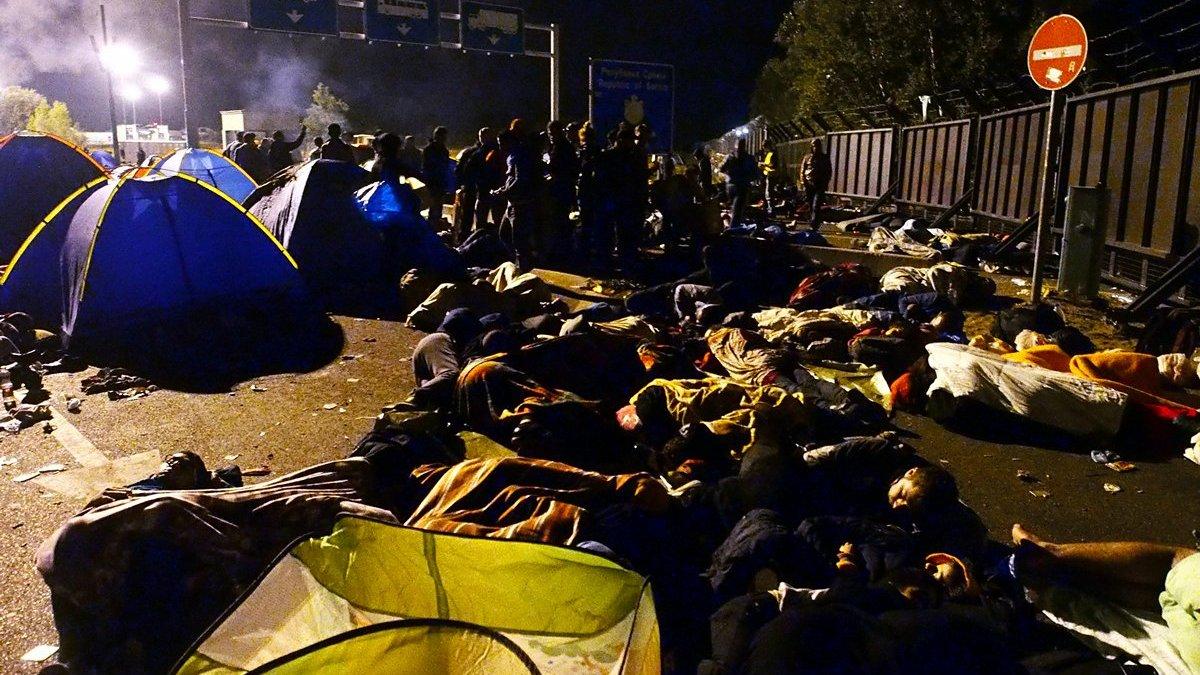 Na granicy Węgier widziałem klęskę Europy