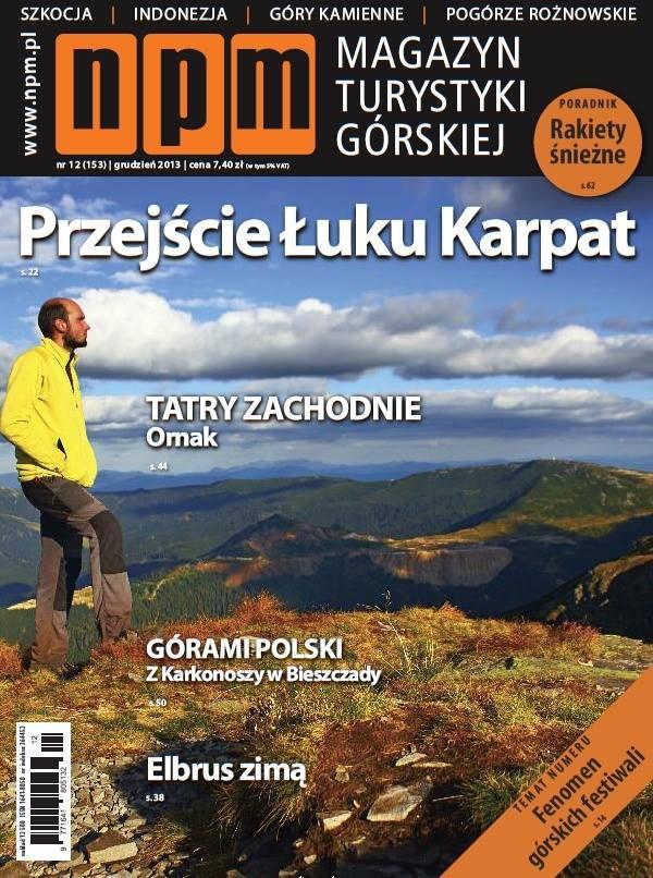 Łuk Karpat 2013