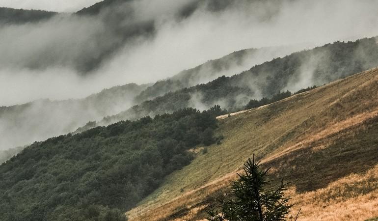 Bukovske Vrchy, Wyhorlat – wędrówka przez nieistotne góry