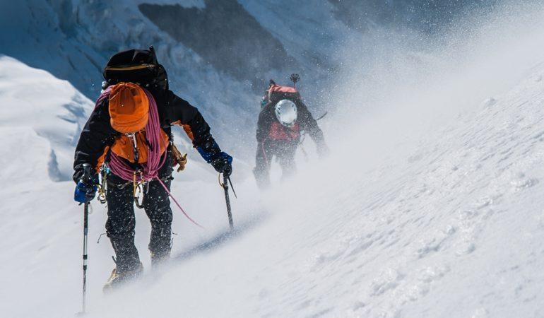 Sprzęt na Mont Blanc. Co zabrać na Dach Europy?