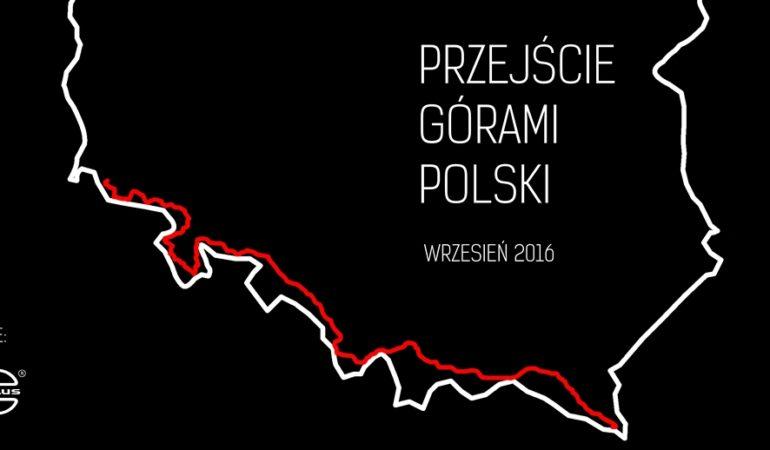 """Przejście górami Polski """"light & fast"""""""