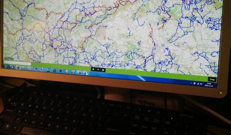 Narzędzia on-line do planowania wypraw