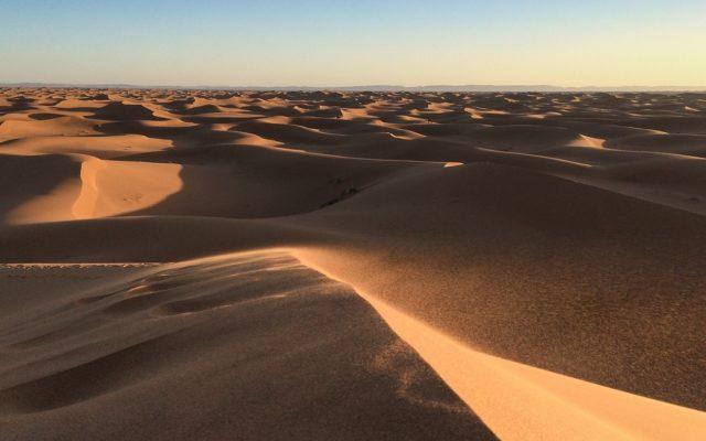 Jak wędrować w upale/na pustyni? Cz. 2 – techniki przetrwania