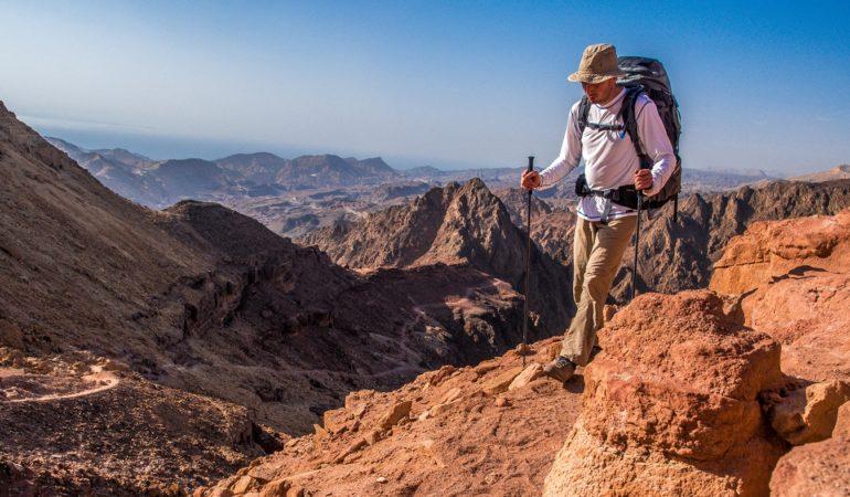1000 trudnych kilometrów. Jak przejść Izraelski Szlak Narodowy?