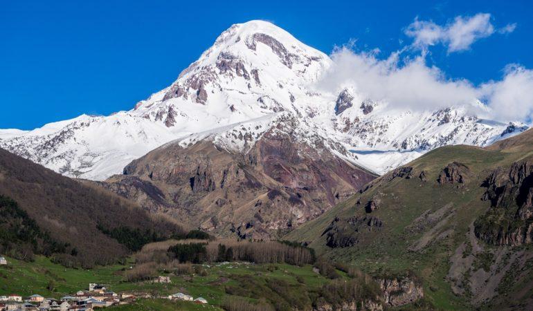 Kazbek i Elbrus – zaproszenie na wyprawy w 2018